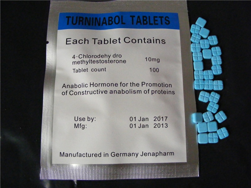 Turninabol(4-Chlorodehy dro methyltestosterone Tablets)